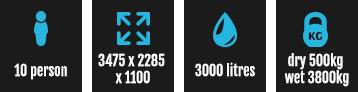 MyTeam Spa Pool Information