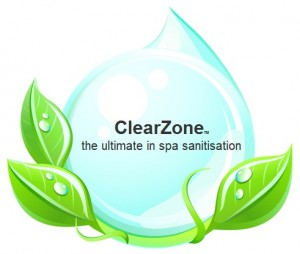 ClearZone Sanitisation System for Swim Spas and Spa Pools
